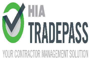 HIA Tradepass Approved